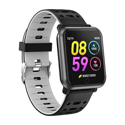 Qwle Smartwatch, Reloj Inteligente Android,Pulsera Actividad ...