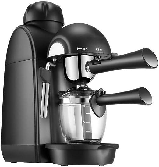 Gaone Máquina de café con espumador de Leche Espresso eléctrico Profesional Cafetera Máquina de café Latte Mocha con Brazo de espumar de Leche Oficina en casa: Amazon.es: Hogar