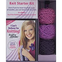 I Can't Believe I'm Knitting In Motion Starter Kit