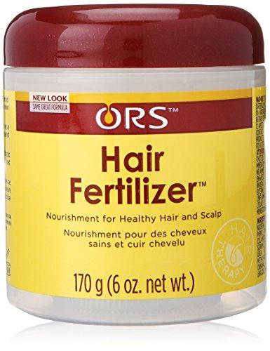 Organic R/s Root Stimulator Hair Fertilizer, 6 Ounce