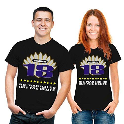 Fun T-shirt DDR Fb royal blau