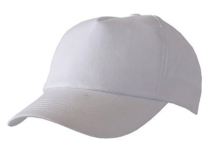 Beeswift - Gorra de béisbol, blanca