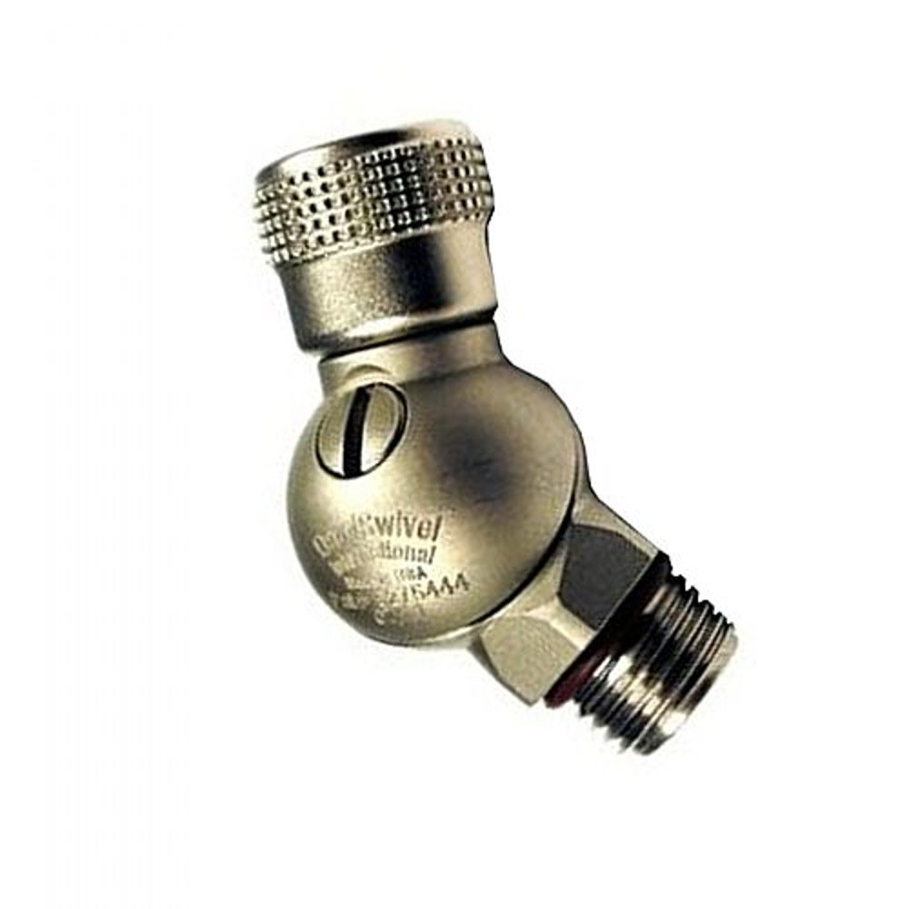 Trident Omni Swivel for Any Standard Scuba Regulator 2nd Stage or Octo