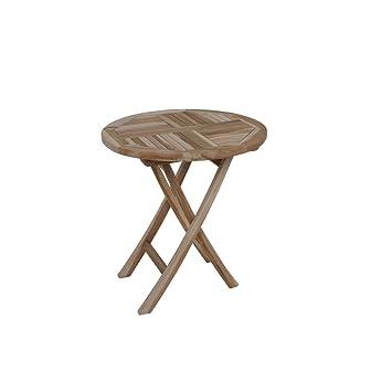 Amazon De Gartentisch Tisch Java Klapptisch Garten Balkontisch