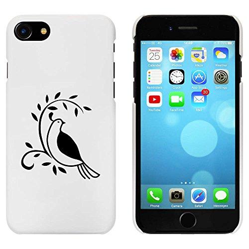 Blanc 'Perdrix Perchée' étui / housse pour iPhone 7 (MC00074040)