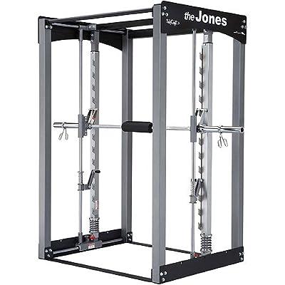 BodyCraft Jones Machine Club with Active Balance Bar, 7' by RERX9