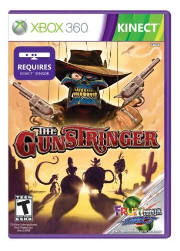The Gunstringer - Xbox 360 Digital Code by Microsoft