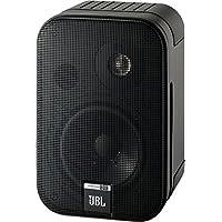JBL Control One Paire d'Enceintes 2 Voies 200W- Noir Chrome