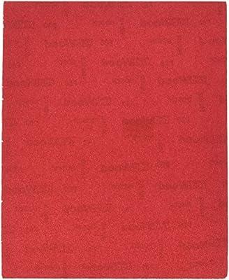 Bosch SS1R085 9 In. x 11 In. 80 Grit Sanding Sheet for Wood
