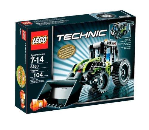 LEGO Technic Mini Tractor by LEGO