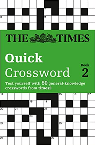 The Times Quick Crossword Book 2: Bk.2
