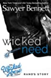 Wicked Need (The Wicked Horse Series Book 3)
