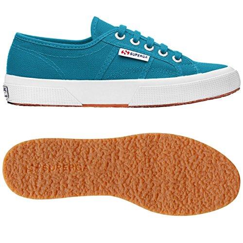 Blue Cotu Superga Sneakers Unisex Adulto Classic Caribe 2750 47xTwqYxa