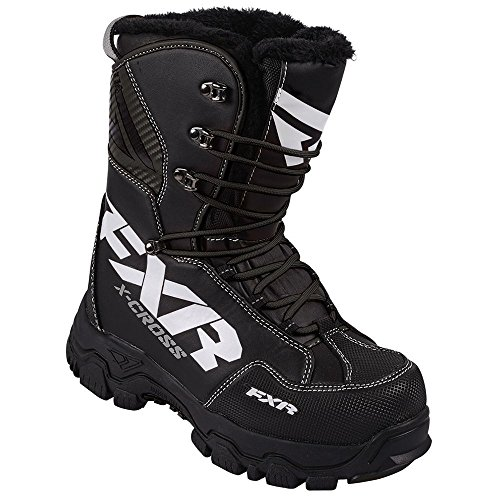 Size X Men's 11 Black Boot FXR Cross waXnzqUS