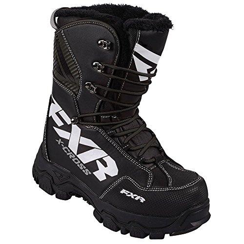 Fxr X Cross Black Boot - Herenmaat 11