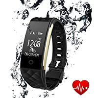 Fitness Tracker Bluetooth Watch Bracelet Price
