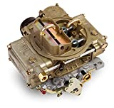 Holley 0-80551 Model 4160 Marine 600 CFM 4-Barrel Vacuum Secondary Electric-Choke Carburetor