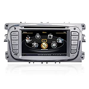 Amazon.com: Car DVD GPS Navigation for Ford Focus (2009