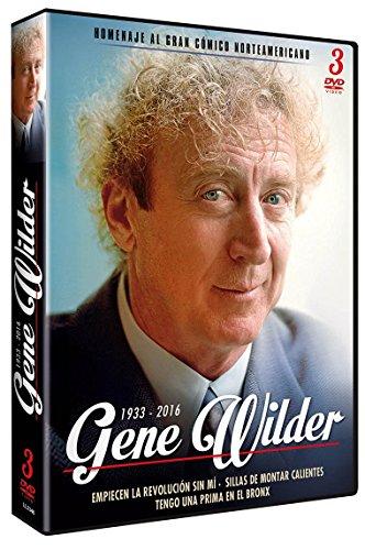 (Gene Wilder: Empiecen la Revolución sin Mí (Start the Revolution Without Me) + Sillas de Montar Calientes (Blazing Saddles) + Tengo una Prima en el Bronx (Quackser Fortune Has a Cousin in the Bronx))