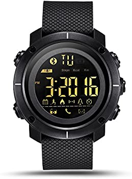Lemfo LF19 Waterproof Digital Mens Smart Watch