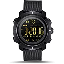 LEMFO LF19 Digital Men's Smart Watch IP68 Waterproof 5ATM Call SMS Notification Sport Smartwatch with LED Backlight