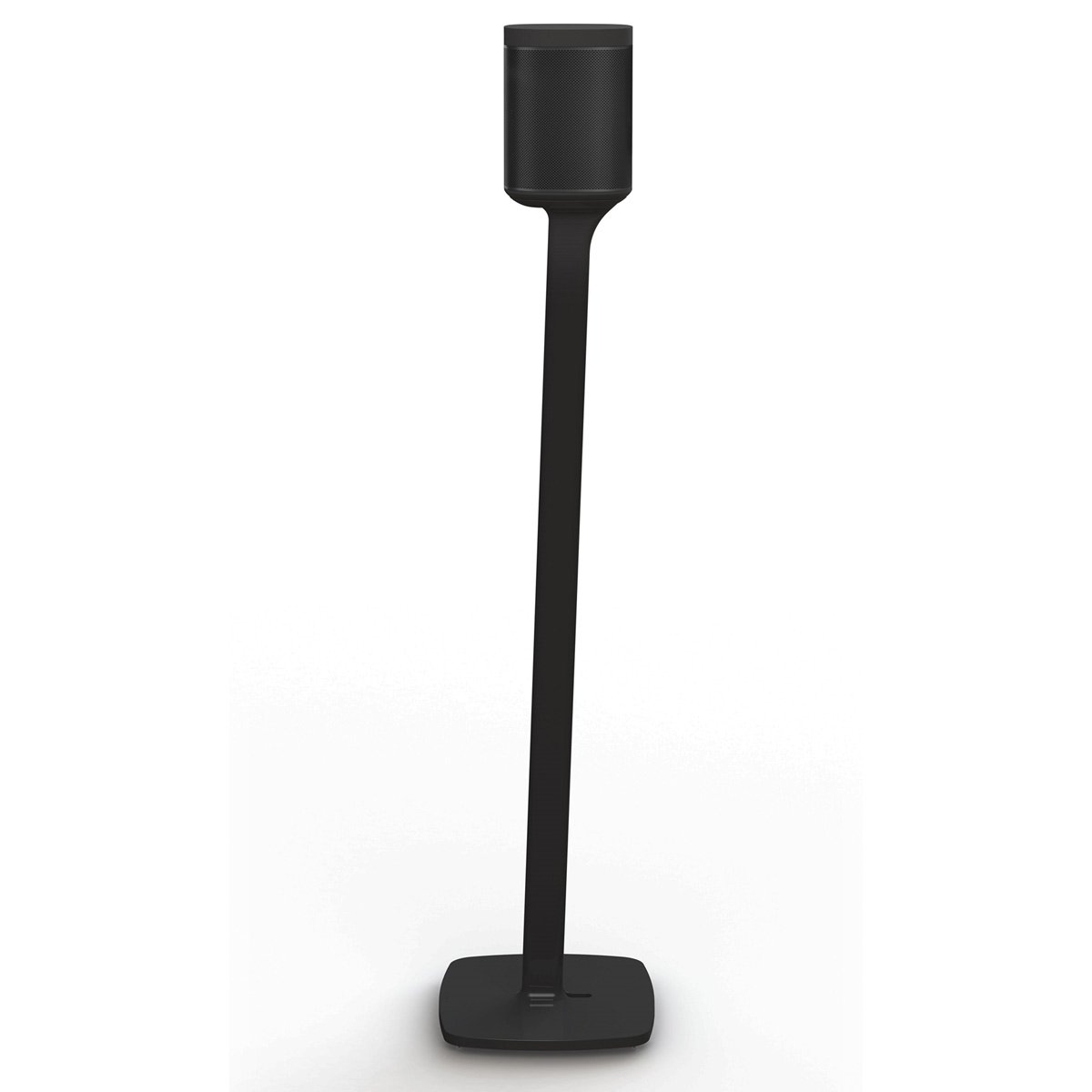 Flexson Floor Stand for Sonos One - Each (Black) by Flexson