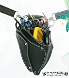 Mac Professional Hair Dressers Scissors Holder Holster /Pouch For Multi And Professional Use Mac-173