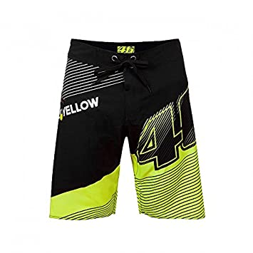 5ab825217b Valentino Rossi VR46 Moto GP Bermuda Swim Shorts Official 2017:  Amazon.co.uk: Sports & Outdoors