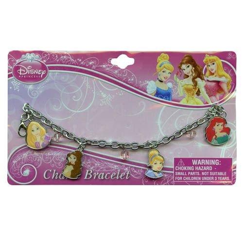 Princess Charm Bracelet with metal charm - Princess Metal Shopping Results