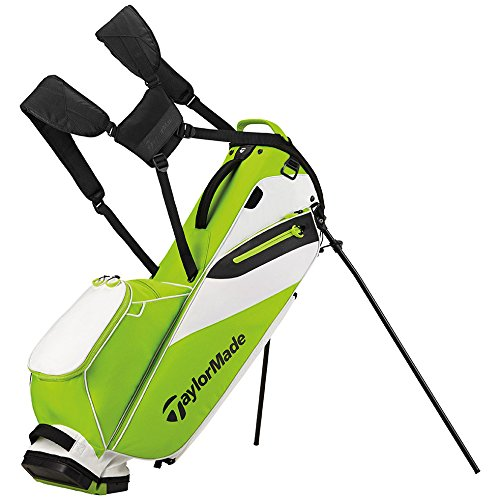 TaylorMade FlexTech Lite Golf Bag Green/White