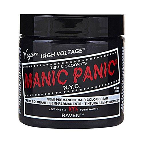 Manic Panic - Raven Cream Hair Color 4 fl. oz