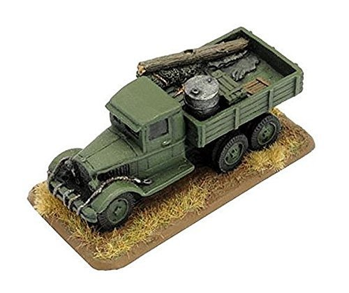 War Gaming – zis-6 Pioneer Supply Truck – gwsu435 – Flames of War. by Flames of War