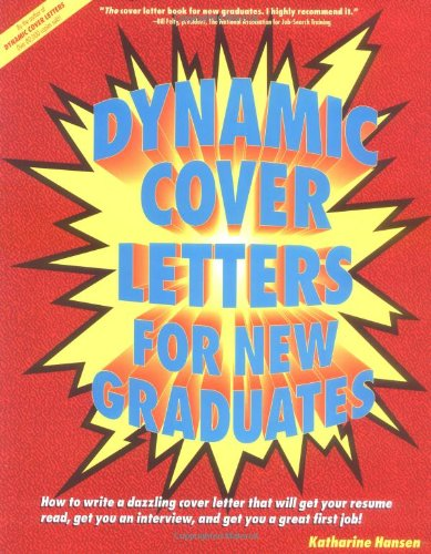 Dynamic Cover Letters for New Graduates
