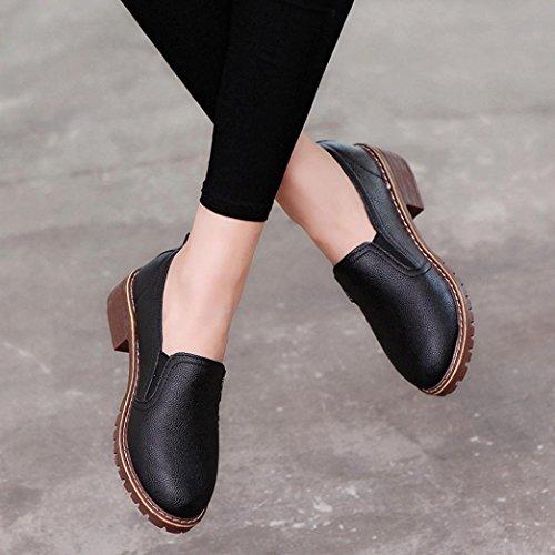 Chaussures Sandales Flat Overdose Ankle Cuir Hiver Soldes Automne Plates Femme Basse Bottes Oxford en Boots Casual SqPwCSrR