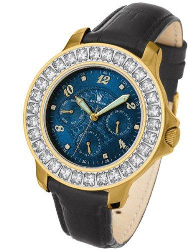 Astboerg Watch Germany Calender Royal Diamond Unisex AT406B