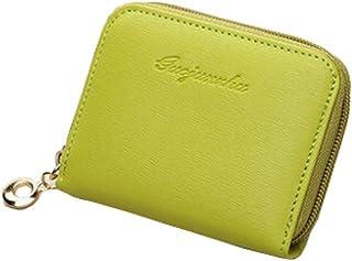 Mesdames Mini Slim Wallet Utiles multicartes Portefeuilles Petits Purse, C Blancho Bedding