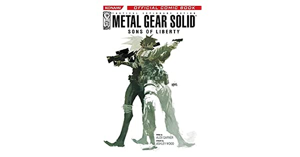 Metal Gear Solid: Metal Gear Solid: Sons Of Liberty Volume 2