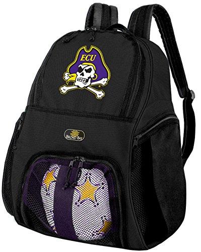East Carolina University SoccerバックパックまたはECUバレーボールバッグ