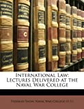 International Law, Freeman Snow, 1146330510