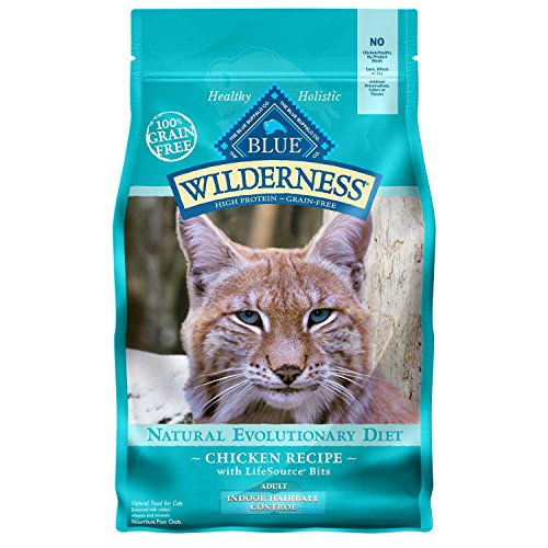 Blue Buffalo Wilderness High Protein Dry Adult Cat Food 51jxrcUYvQL