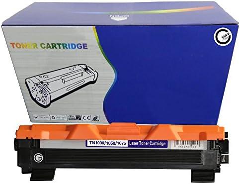 1 negro BT1050 no OEM Compatible Cartucho de tóner para impresora ...