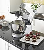 Kenwood AT512 Kitchen Machine Fold Tool Attachment, Silver by Kenwood