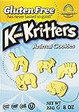 Kinnikinnick Gluten Free Animal Cookies, 8 Ounce (Pack of 36)