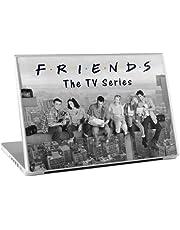 Zing Revolution Friends The TV Series Premium Vinyl Adhesive Skin for 15-Inch Laptop (ms-frnd60011)