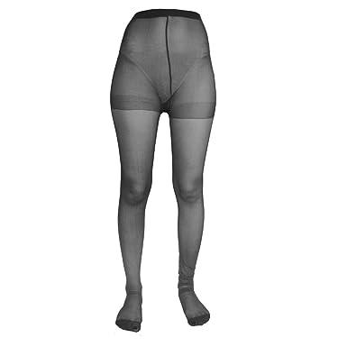 Black pantyhose Sheer