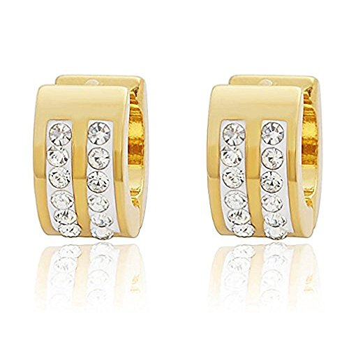 Edforce 18k Gold Plated Women
