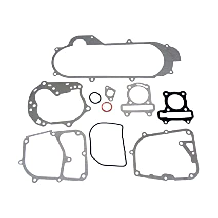 Amazon Com Complete Gasket Set For Scooters 50cc Qmb139 4 Stroke