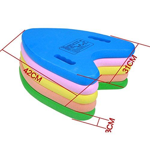 WOOPOWER Swim formation Planche de natation, piscine, équipement en mousse Kick Board par Bain Research, pour enfant ou adulte