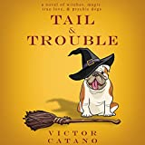 img - for Tail and Trouble book / textbook / text book