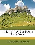 Il Diritto Nei Poeti Di Roma (Italian Edition)